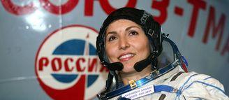 浪潮对话|全球首位女太空游客:太空旅行其实很像攀登珠峰